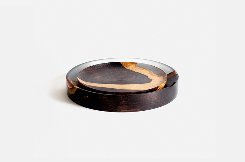WOODEN PLATE-1