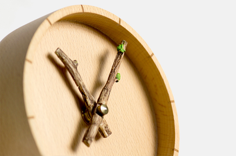 BUD DESK CLOCK-3