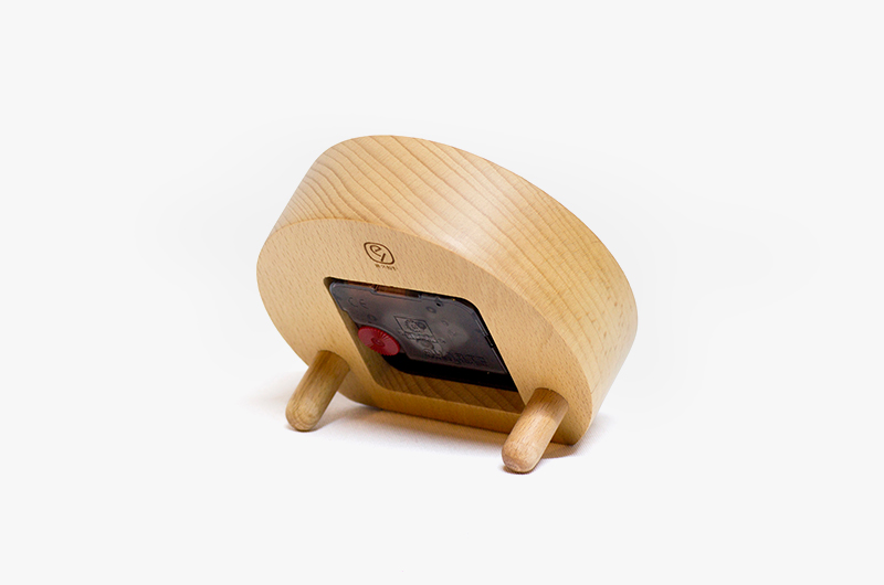 BUD DESK CLOCK-2