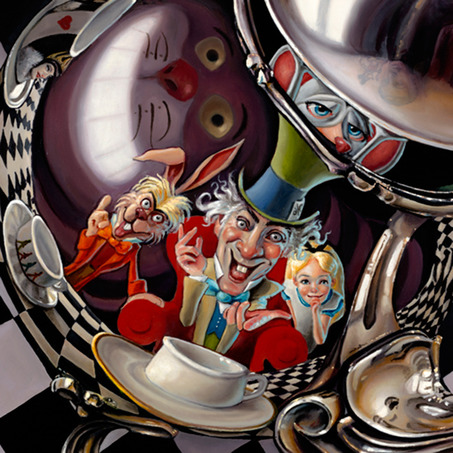 疯帽子的茶话会 Mad Hatter's Tea Party