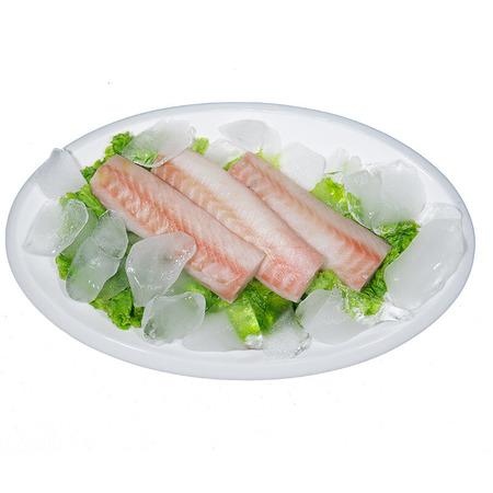 我爱渔 冷冻阿拉斯加狭鳕鱼片 去皮去刺
