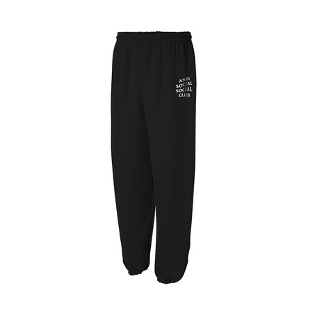 BLACK/WHITE SWEATPANTS-2