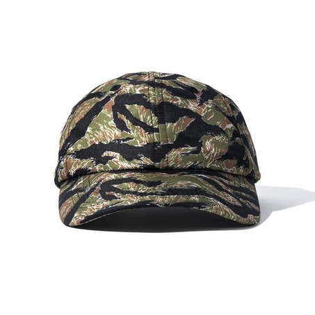 CAMOUFLAG HAT WHITE-2