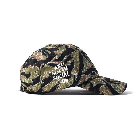 CAMOUFLAG HAT WHITE