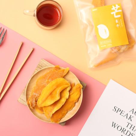 福建芒果干 | 酸酸甜甜芒果干-2