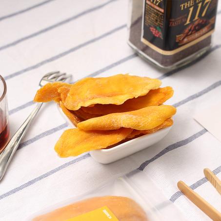 福建芒果干 | 酸酸甜甜芒果干-3