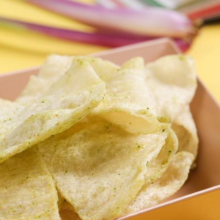 豫州怀山药脆片(2袋) | 吮指回味的不只有薯片