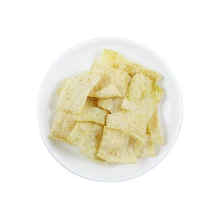 豫州怀山药脆片(2袋) | 吮指回味的不只有薯片-8