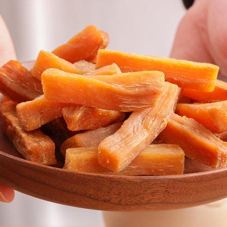 山东鲜糯甘薯条(2袋)   绵软薯香一口满足