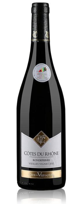 圓石莊園紅葡萄酒2011