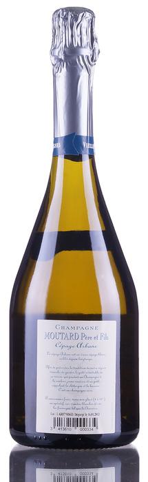 慕德老藤年度香檳2007(750ml)-2