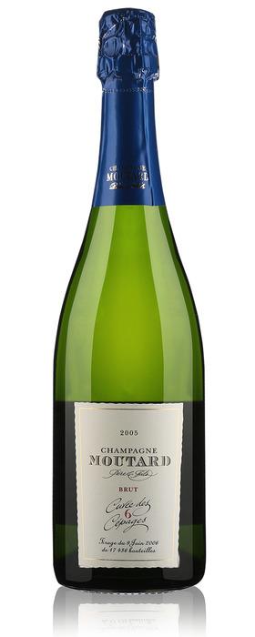 慕德第六感香檳