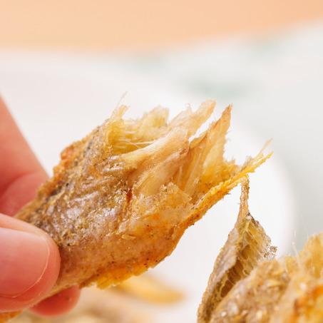 青岛香酥小黄鱼 | 一口就脆 香酥化渣