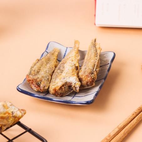 青岛香酥小黄鱼 | 一口就脆 香酥化渣-3