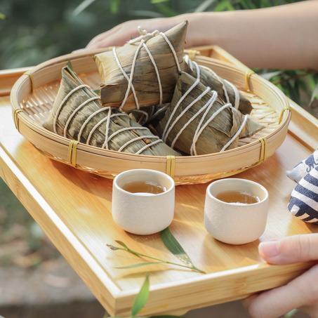 嘉兴少年白粽   新米嫩叶 味道纯粹-4