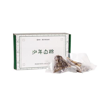 嘉兴少年白粽   新米嫩叶 味道纯粹-8