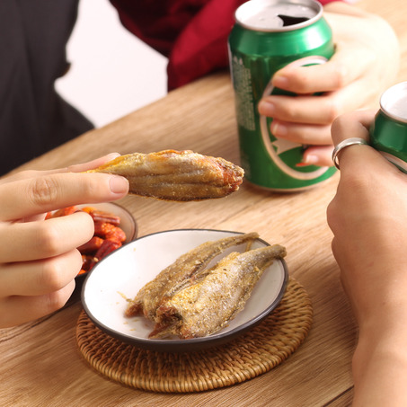 青岛香酥小黄鱼 | 一口就脆 香酥化渣-2