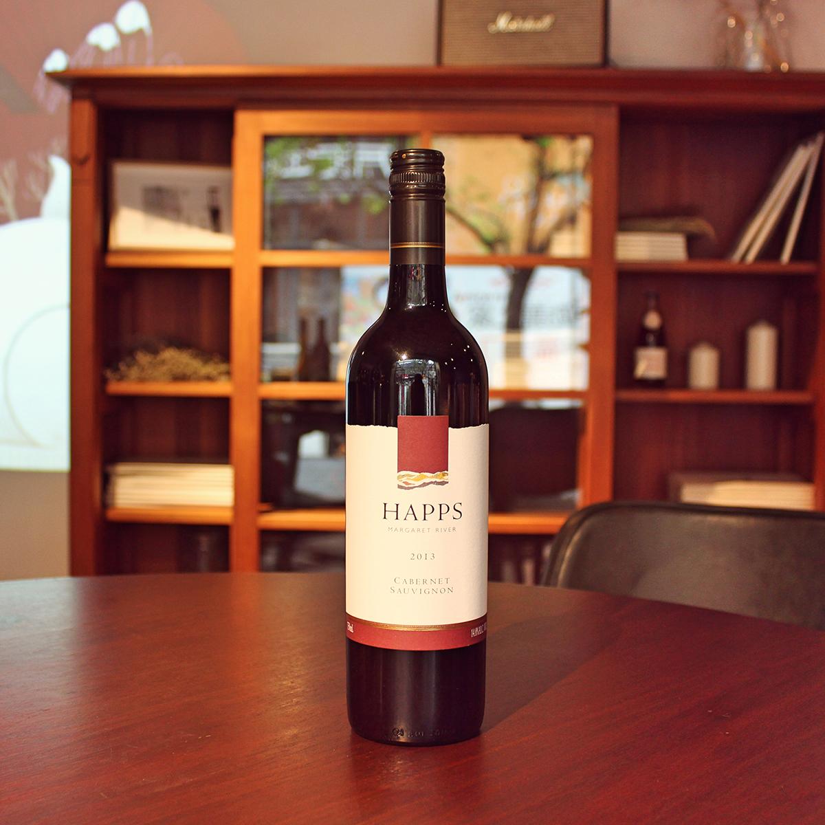 愛葡赤霞珠干紅葡萄酒