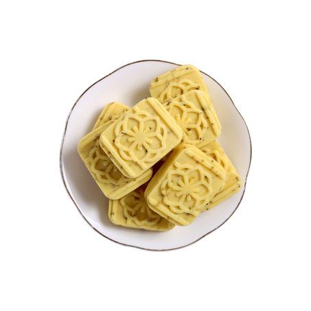 杭州桂花糕   吃进一个秋天的桂花香-9