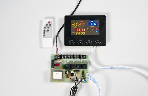 電磁加熱/帶接觸器配黑膜(帶殼)