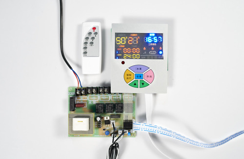 電磁加熱/帶接觸器配灰膜