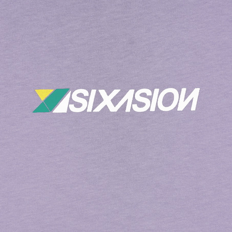 SIXVISION 2019 SET 1紫TEE字体||| SIXVISION 2019 SET 1 PURPLE TEE W