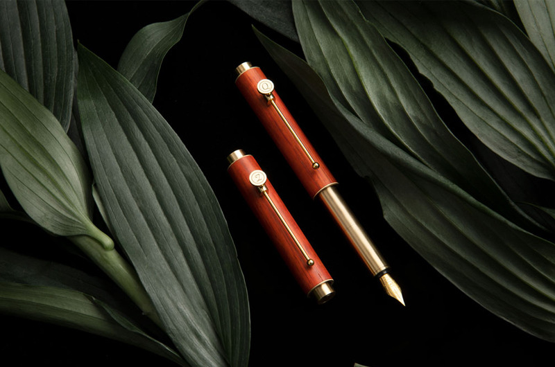 TIMELESS MINI FOUNTAIN PEN-4