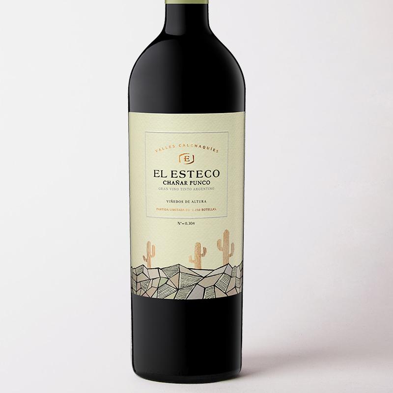 艾斯德科查娜干紅葡萄酒