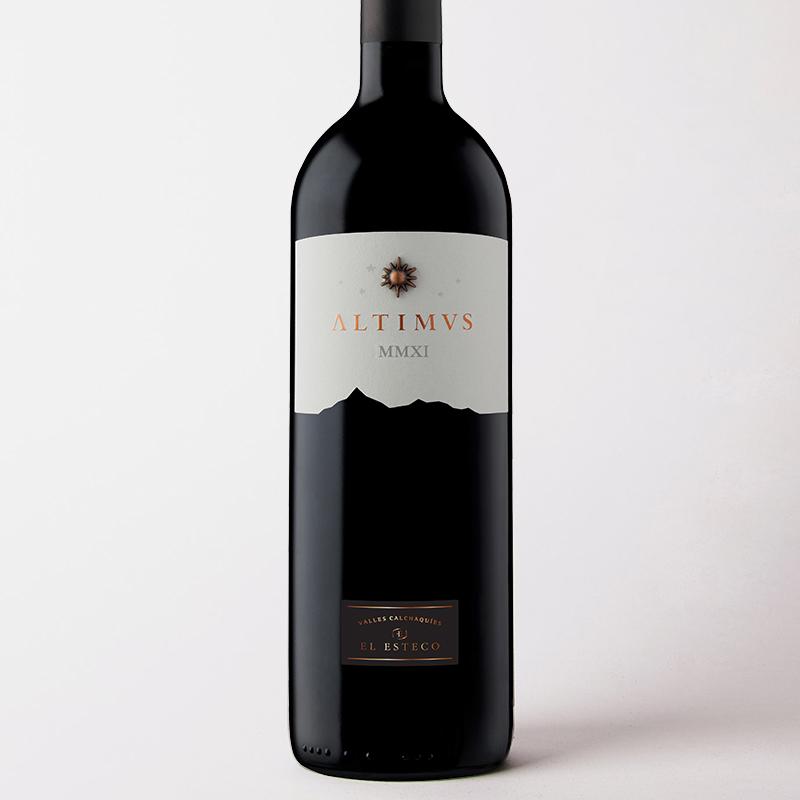 艾斯德科至高干紅葡萄酒