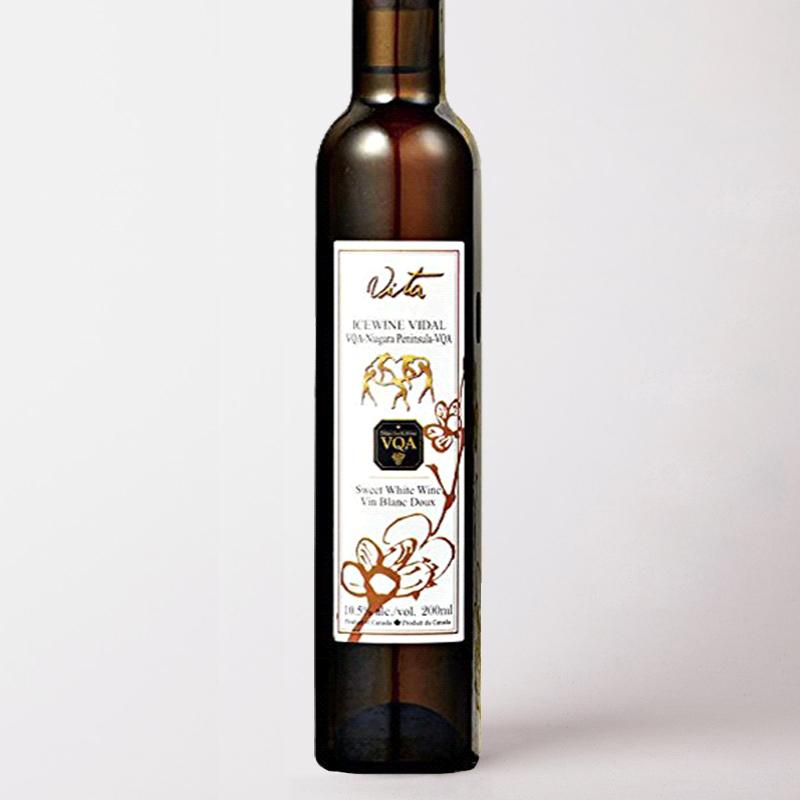 百麗瑞薇塔維達爾冰白葡萄酒