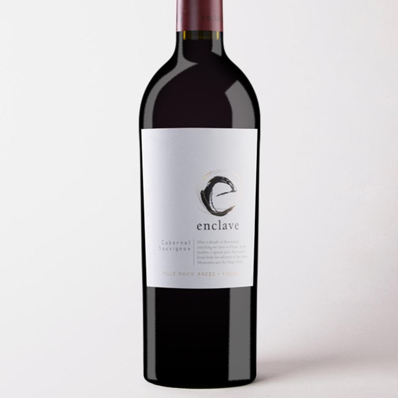 冰川一號赤霞珠干紅葡萄酒