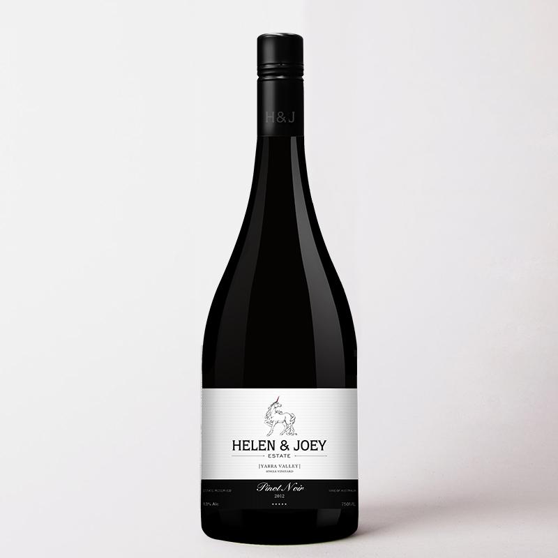 紅角莊莊園珍藏黑皮諾干紅葡萄酒
