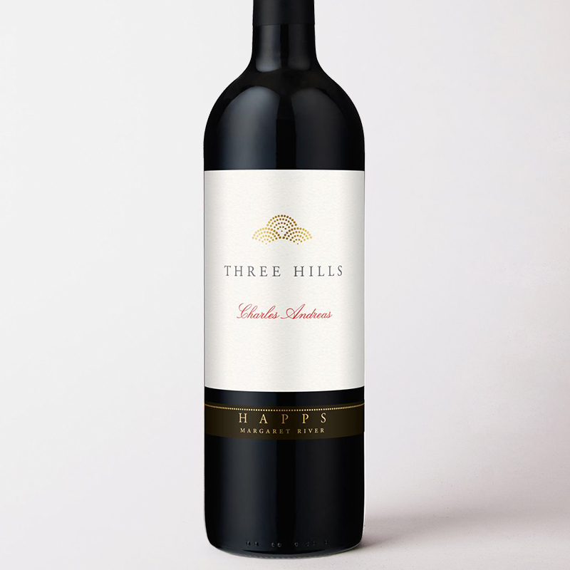 愛葡三丘嶺查爾斯·榮耀干紅葡萄酒