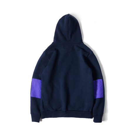 BASIC LOGO HOODIES-4