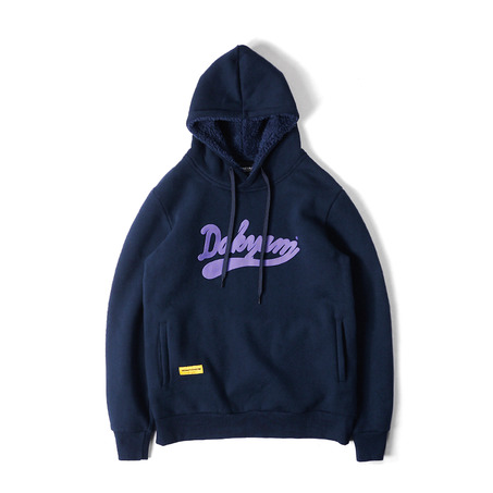 BASIC LOGO HOODIES-2