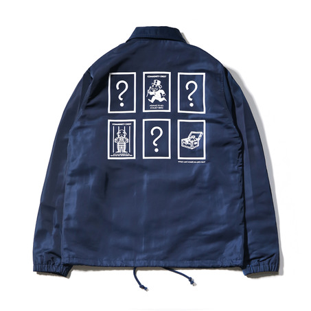 """PICK THE NEXT CARD""COACH JACKET-2"