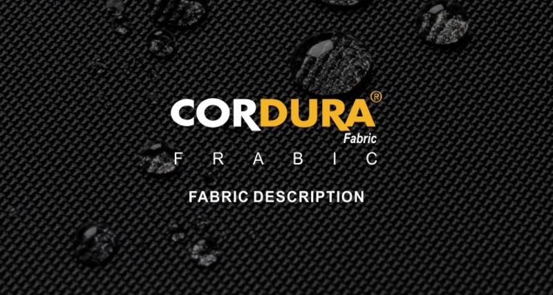 CORDURA  FABRIC DESCRIPTION