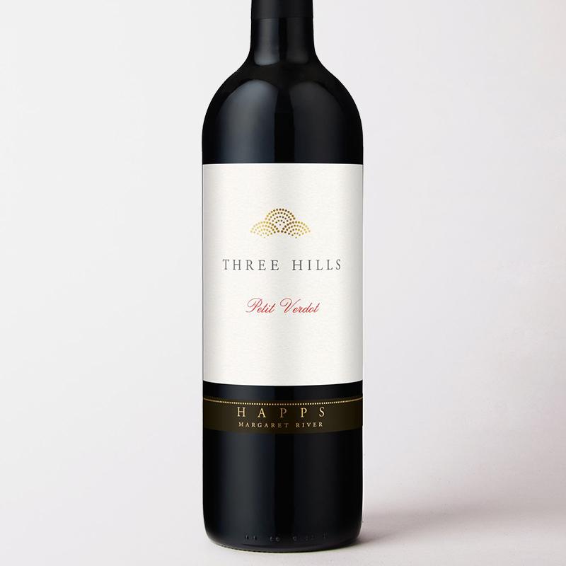 愛葡三丘嶺小維鐸干紅葡萄酒