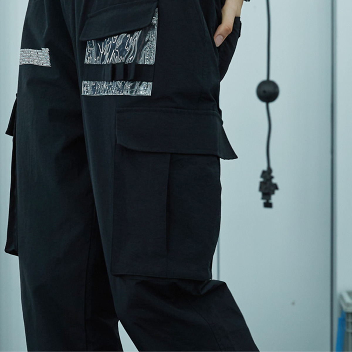 "TAKA ORIGINAL ""FINAL MALFUNCTION"" CARGO PANTS-5"