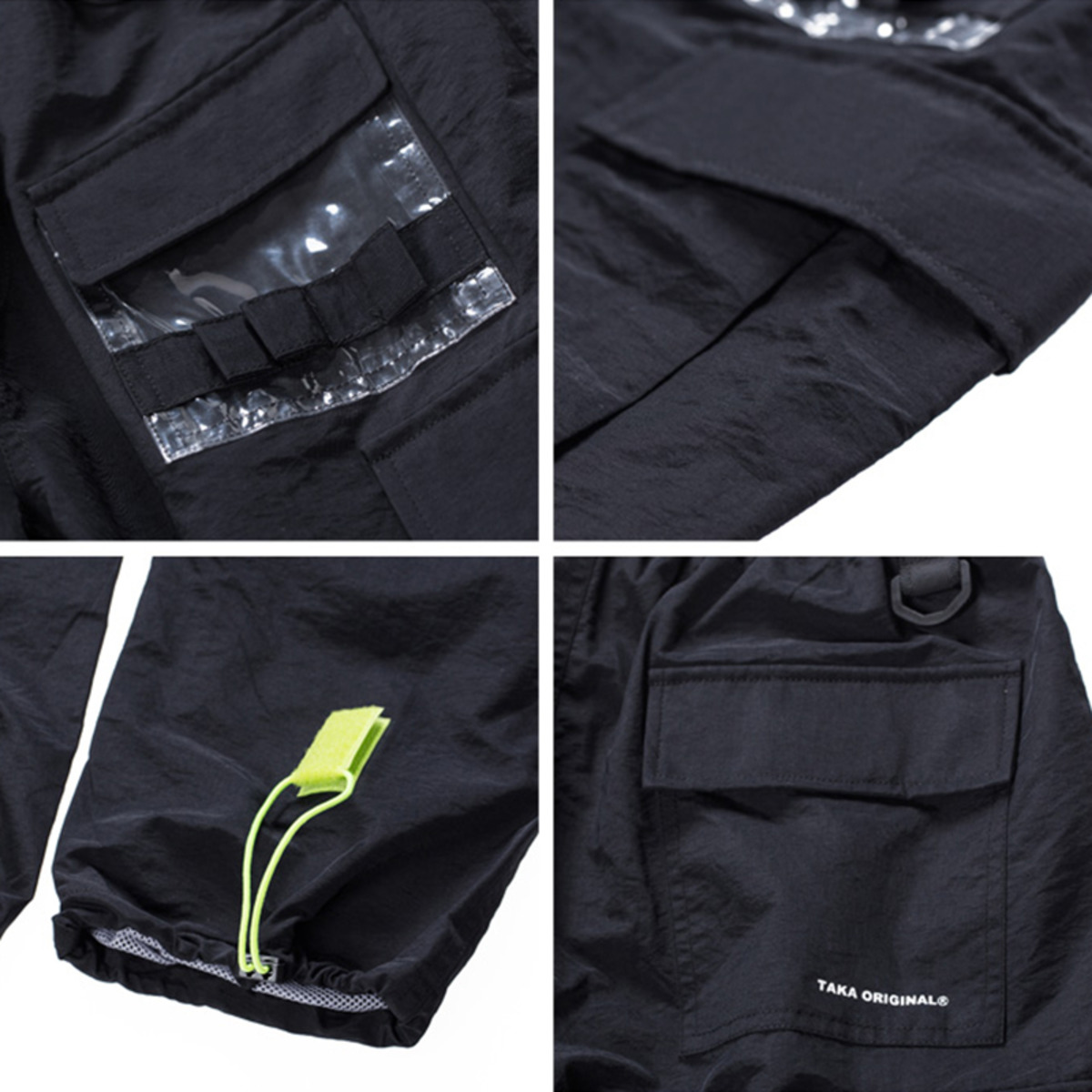 "TAKA ORIGINAL ""FINAL MALFUNCTION"" CARGO PANTS-6"