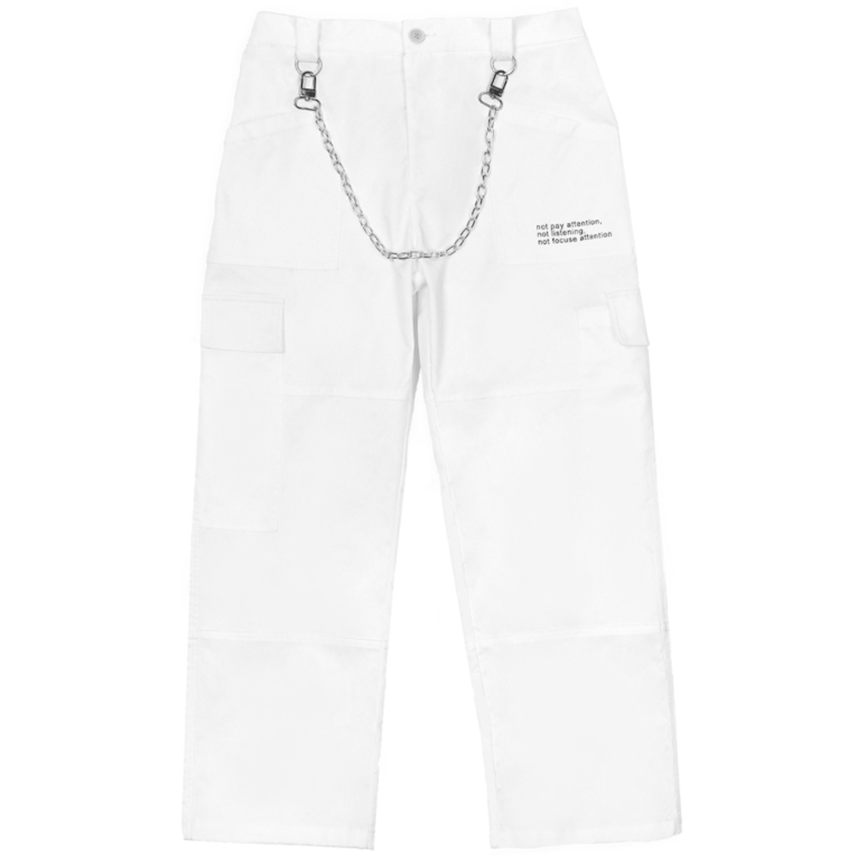 TAKA ORIGINAL CHAIN CARGO PANTS