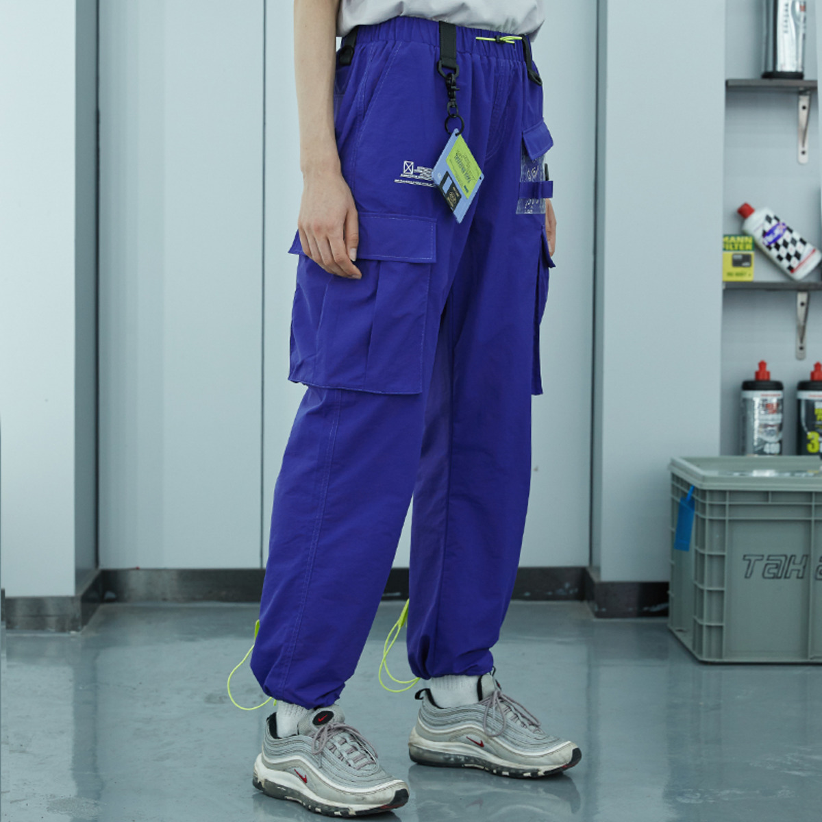 "TAKA ORIGINAL ""FINAL MALFUNCTION"" CARGO PANTS-1"