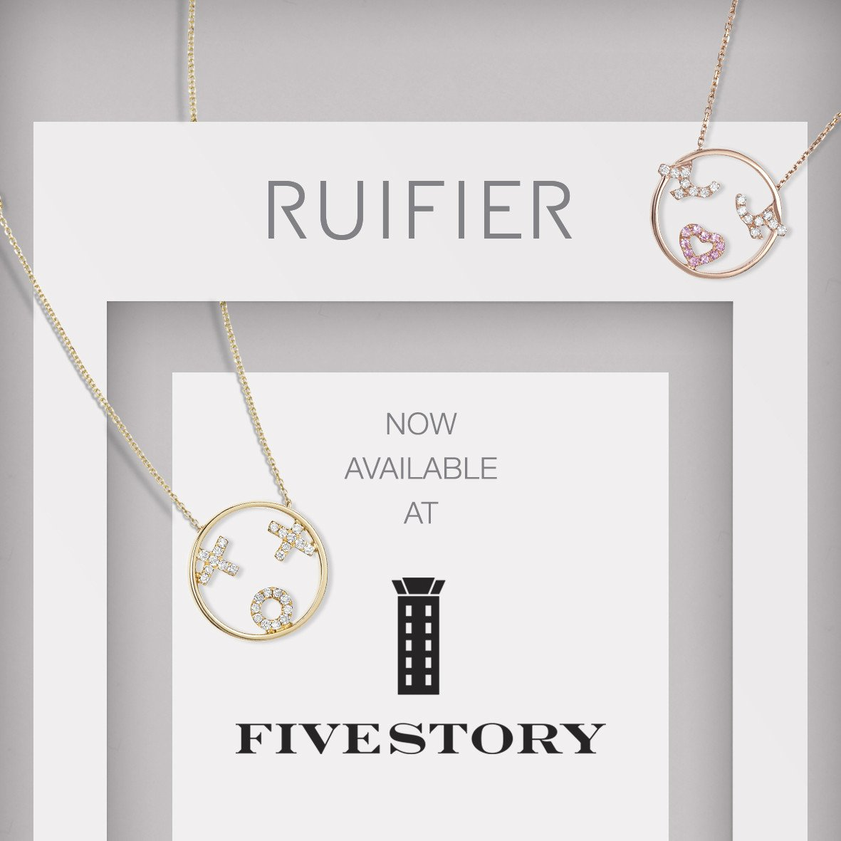RUIFIER入驻FIVESTORY NEW YORK