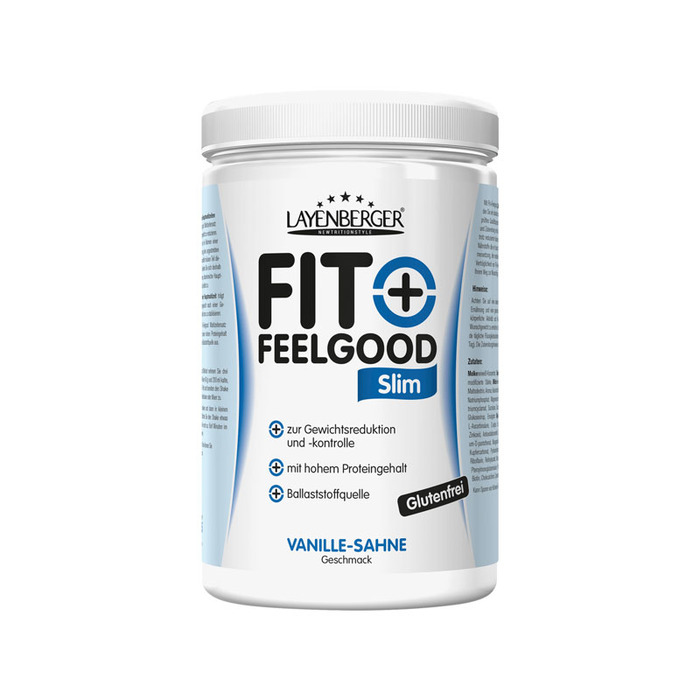 德国Fit+Feelgood蛋白粉代餐粉奶昔 香草奶油 430g