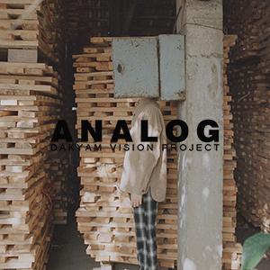 ANALOG vol.3 / 那阳光 碎裂在熟悉场景 好安静