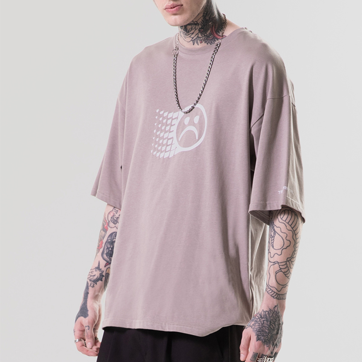 TAKA ORIGINAL19SS TRASH HOPE T-SHIRT-5