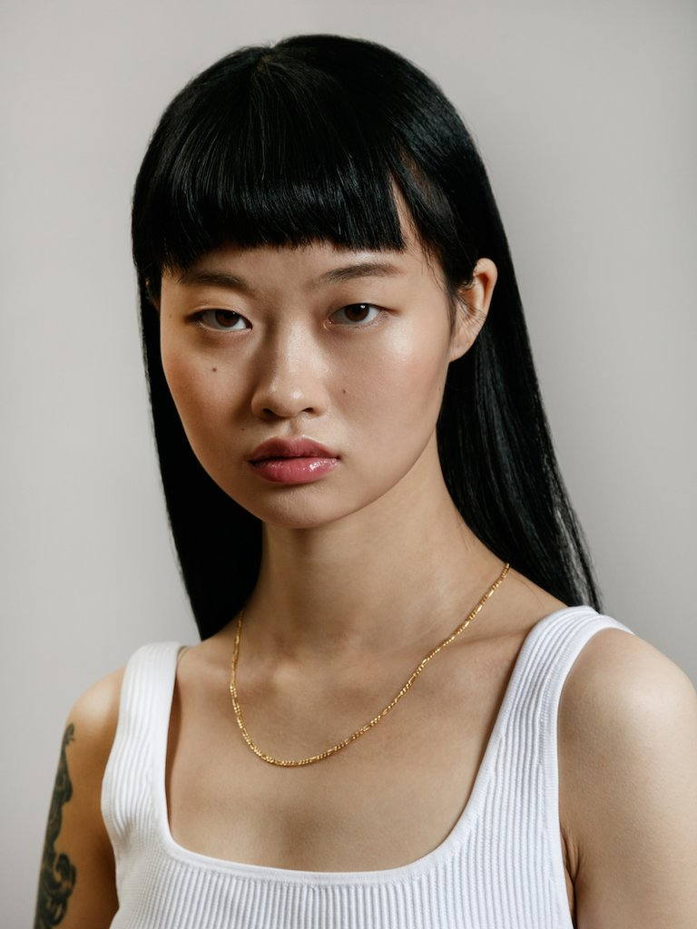 Wolf Circus | 经典费加罗项链 Mila Necklace in Gold