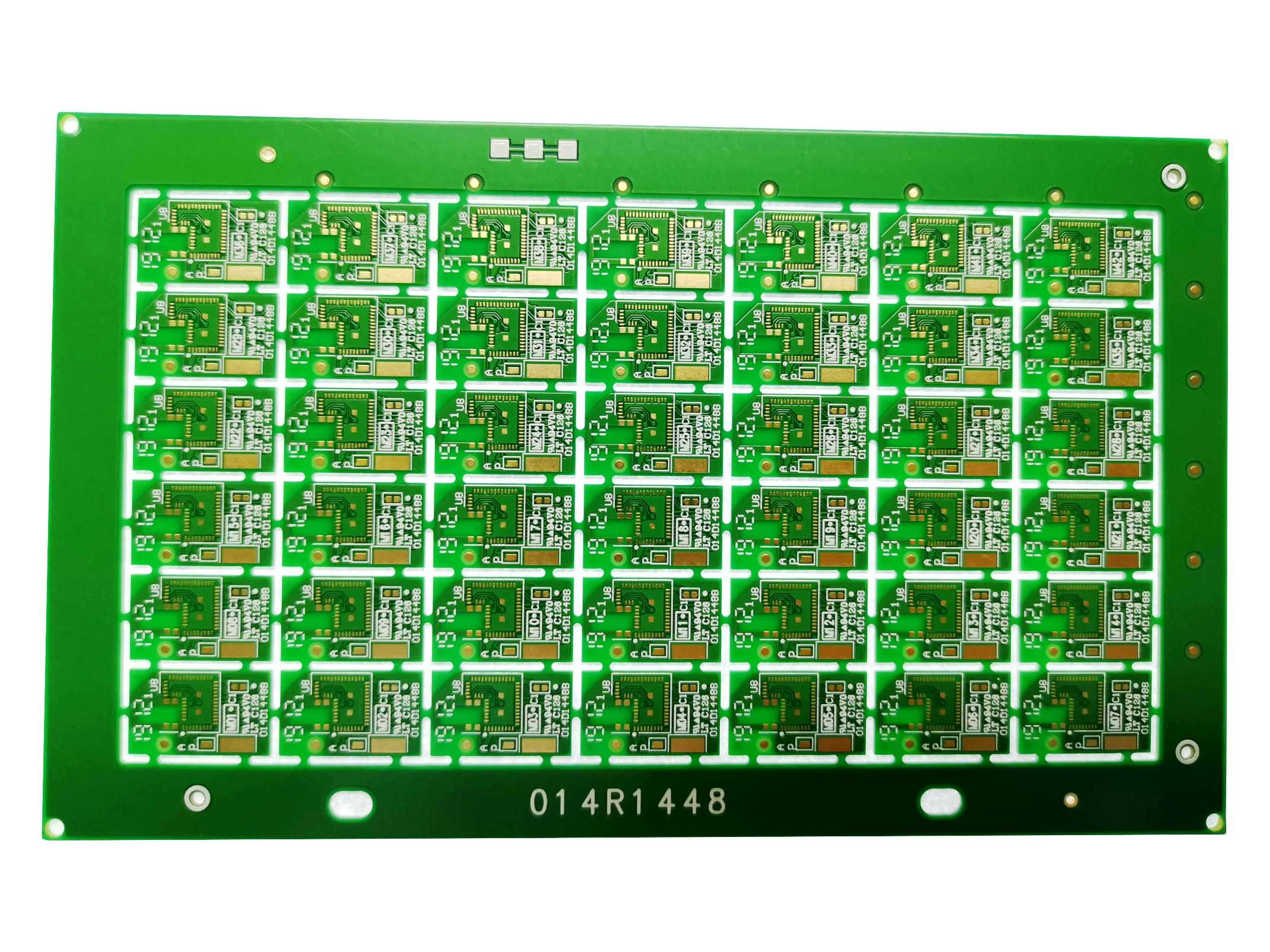 铜浆塞孔板@@@PCB with Copper paste plugging vias and capped with Cu plating