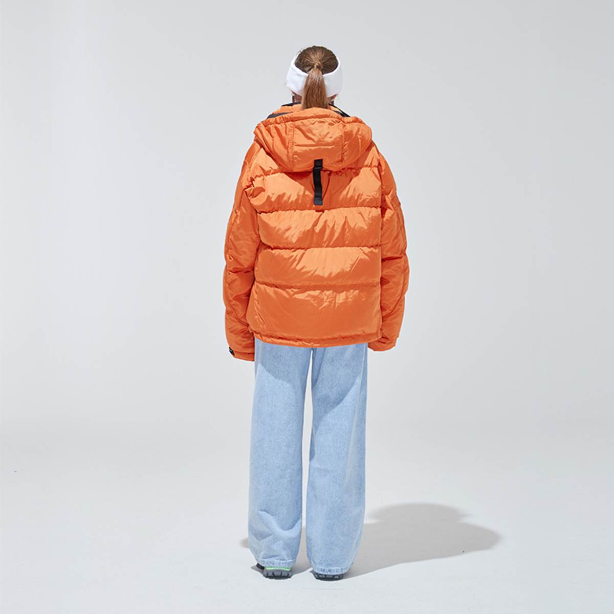 TAKA ORIGINAL вина GLITCH COLLECTION LIMITED DOWN PUFFER-4