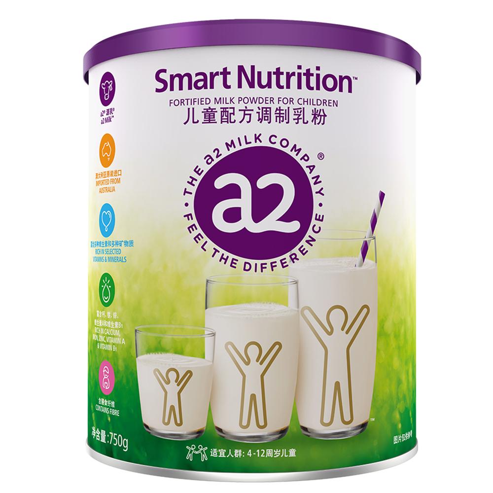 a2™ Smart Nutrition™ 儿童奶粉 750g